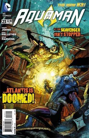 Aquaman # 23 Issues V7 (2011 - 2016) - The New 52