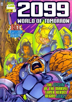 2099 - World of Tomorrow