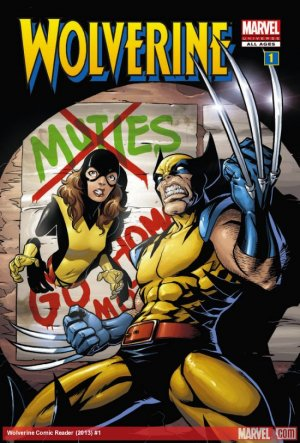 Wolverine Comic Reader édition Issues (2013)