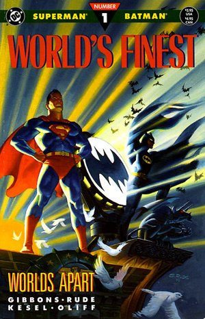 World's Finest # 1 Issues V2 (1990)