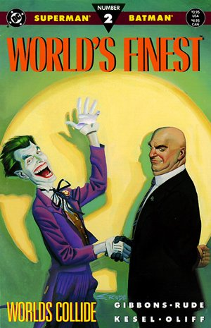 World's Finest # 2 Issues V2 (1990)