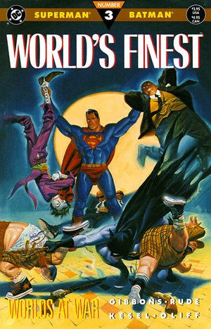World's Finest # 3 Issues V2 (1990)