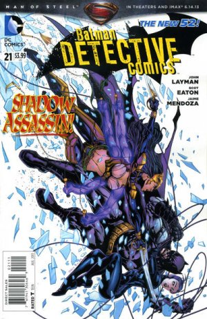 Batman - Detective Comics # 21