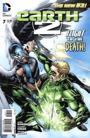 Earth Two # 7 Issues V1 (2012 - 2015)