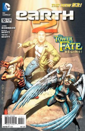 Earth Two # 10 Issues V1 (2012 - 2015)