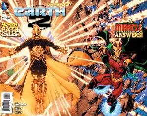 Earth Two # 11 Issues V1 (2012 - 2015)
