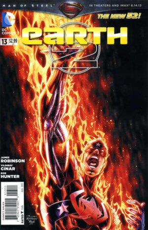 Earth Two # 13 Issues V1 (2012 - 2015)