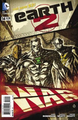 Earth Two # 14 Issues V1 (2012 - 2015)