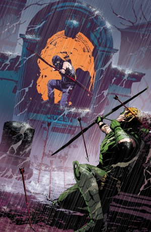 Green Arrow # 20 Issues V5 (2011 - 2016)