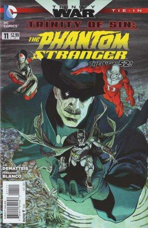 The Phantom Stranger # 11 Issues V4 (2012 - 2014)