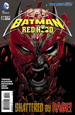 Batman & Robin 20 - Batman and Red Hood