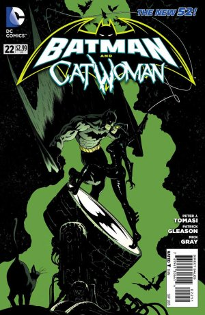 Batman & Robin 22 - Batman and Catwoman