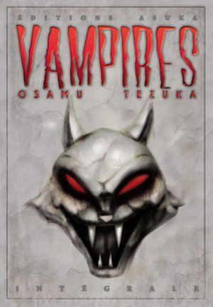 couverture, jaquette Vampires  INTEGRALE DELUXE (Asuka)