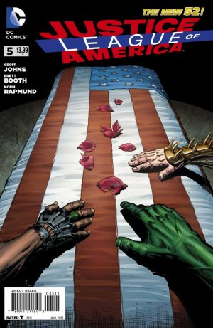 Justice League Of America # 5 Issues V4 (2013 - 2014)