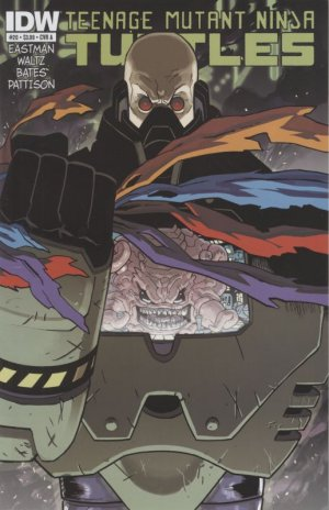 Les Tortues Ninja # 20 Issues V5 (2011 - ongoing)