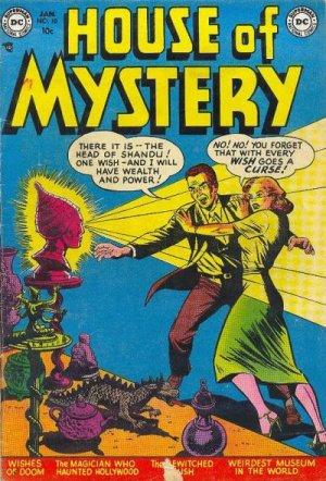 La Maison du Mystère # 10 Issues (1951 - 1983)