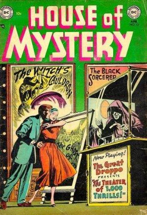 La Maison du Mystère # 13 Issues (1951 - 1983)