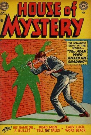 La Maison du Mystère # 16 Issues (1951 - 1983)