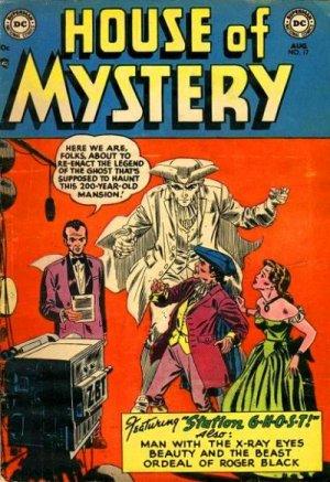 La Maison du Mystère # 17 Issues (1951 - 1983)