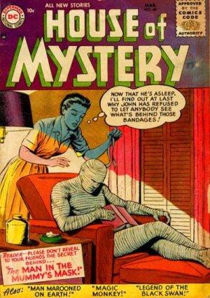 La Maison du Mystère # 48 Issues (1951 - 1983)