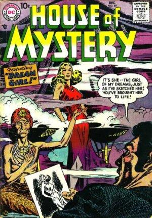 La Maison du Mystère # 69 Issues (1951 - 1983)