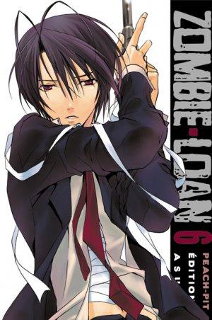 couverture, jaquette Zombie Loan 6  (kazé manga)
