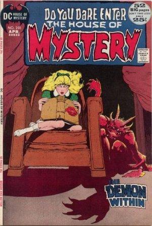 La Maison du Mystère # 201 Issues (1951 - 1983)