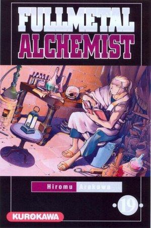 Fullmetal Alchemist # 19