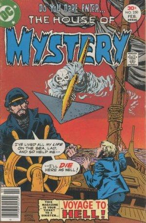 La Maison du Mystère # 250 Issues (1951 - 1983)