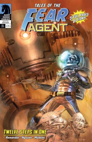 Tales of the Fear Agent - Twelve Steps in One édition Issues