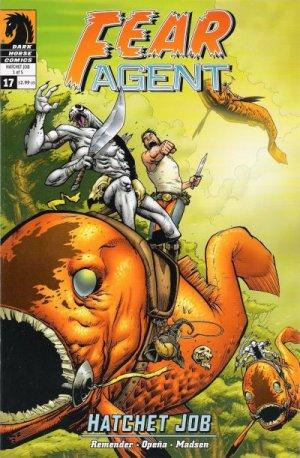 Fear Agent édition Issues Suite (2007 - 2011)