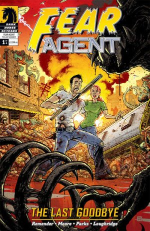 Fear Agent - The Last Goodbye édition Issues