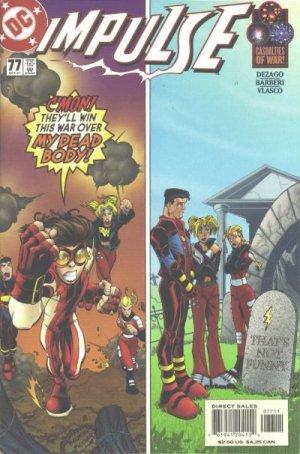 Impulse # 77 Issues V1 (1995 - 2002)