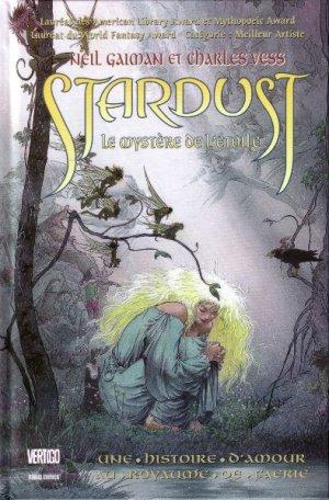 Stardust : Le mystère de l'étoile édition TPB hardcover (cartonnée)