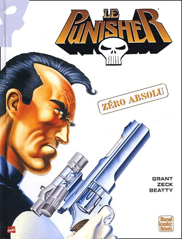 Punisher - Zero Absolu édition TPB hardcover (cartonnée)