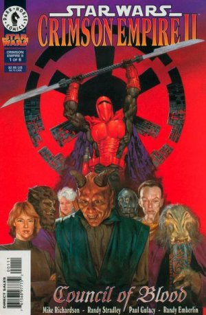 Star Wars - Crimson Empire II édition Issues