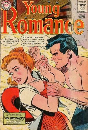 Young Romance édition Issues V1 Suite (1963 - 1975)
