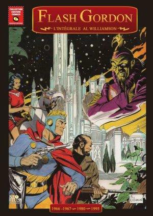Flash Gordon - L'intégrale Al Williamson édition TPB hardcover (cartonnée)