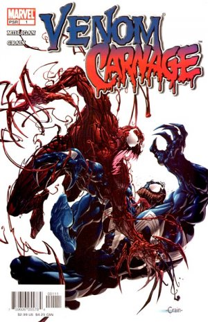 Venom Vs. Carnage # 1 Issues (2004)