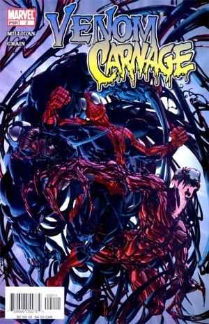 Venom Vs. Carnage # 2 Issues (2004)