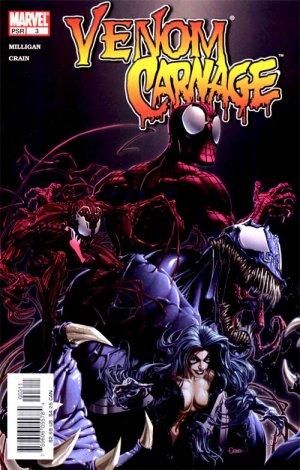 Venom Vs. Carnage # 3 Issues (2004)