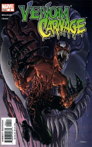 Venom Vs. Carnage # 4 Issues (2004)