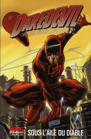 Daredevil # 1 TPB Hardcover - Marvel Deluxe