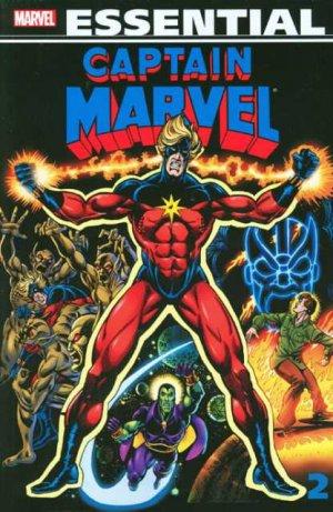 Captain Marvel édition TPB Hardcover - Essential