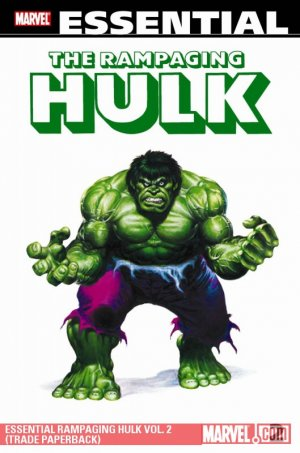 The Rampaging Hulk édition Essential