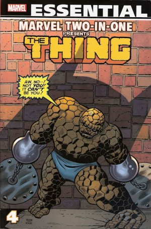 Marvel Two-In-One # 4 TPB softcover (souple) - Essential
