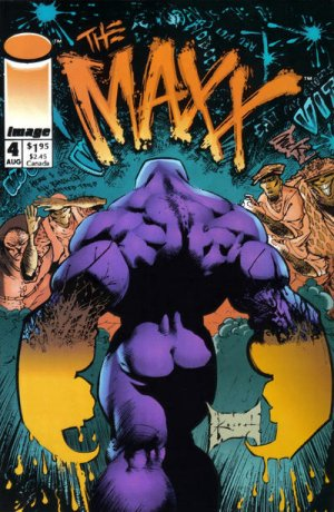 The Maxx édition Issues (1993 - 1998)