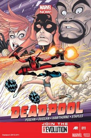 Deadpool # 11 Issues V4 (2012 - 2015)