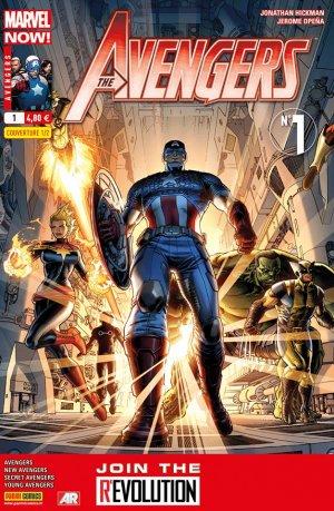 Secret Avengers # 1 Kiosque V4 (2013 - 2015)