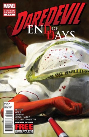 Daredevil - End of Days édition Issues
